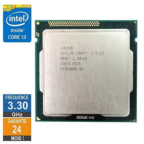 Little Phoenix - Procesador Intel Core I3-2120 3,30 GHz SR05Y FCLGA1155 (3 MB)