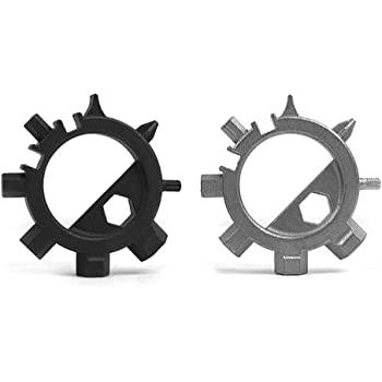 keychain Screwdriver Bike Bicycle Repair Tool Bottle ED Opener L0Z1 T5J5