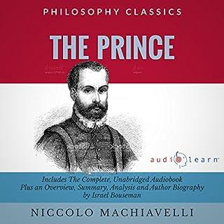 The Prince by Niccolo Machiavelli Titelbild
