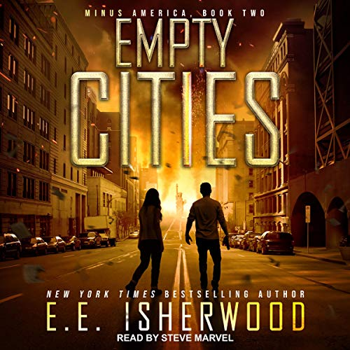 Empty Cities audiobook cover art