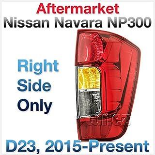 TUNEZ® Richtig Rücklicht für Navara NP300 D23 2015 2016 2017 2018 New rechts hinten Rücklicht Lampe RHS