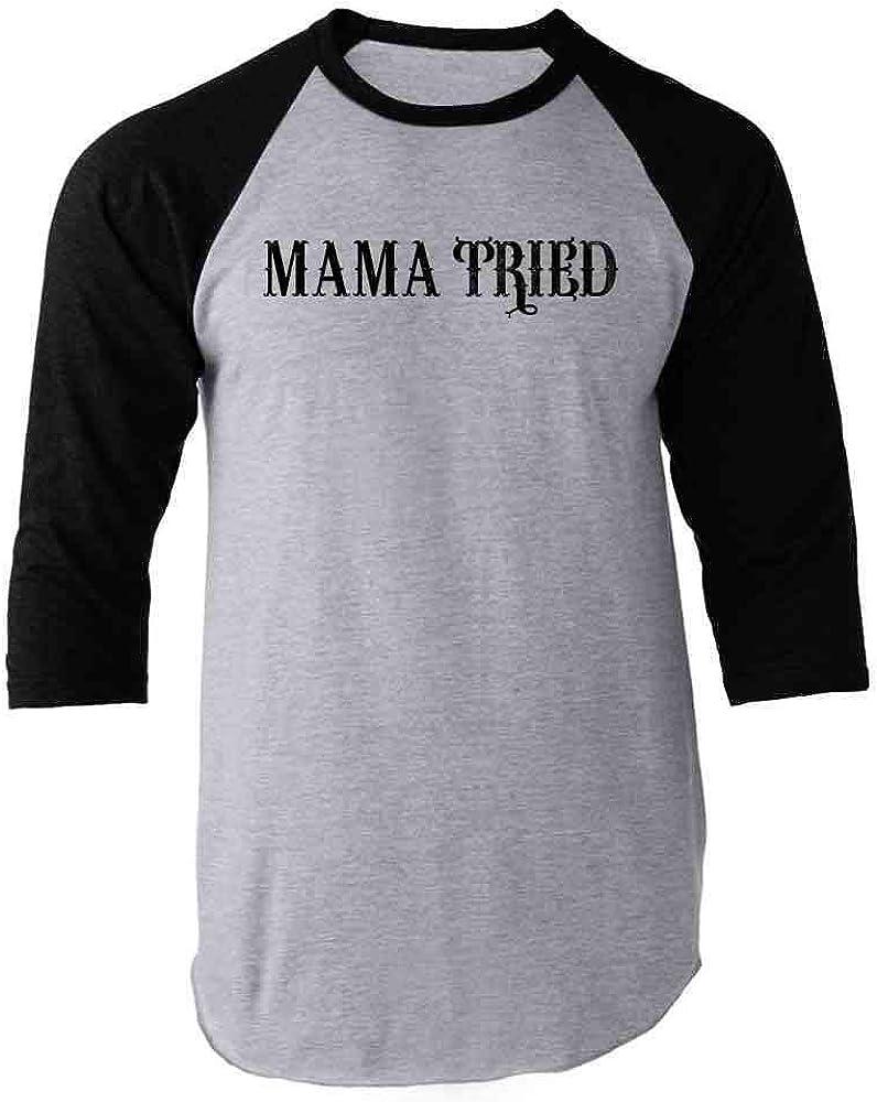 Pop Threads Mama Tried Retro Country