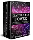Crystal Healing Box Set: Manifest with Crystal Grids, Learn Chakra Healing, Energy...