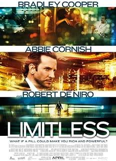 Limitless Movie Poster (27 x 40 Inches - 69cm x 102cm) (2011) Netherlands -(Robert De Niro)(Bradley Cooper)(Abbie Cornish)(Anna Friel)(Johnny Whitworth)
