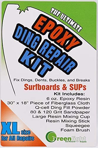 Max 57% OFF Greenlight Surf Supply - Ranking TOP12 Ultimate Kit Epoxy Ding Repair