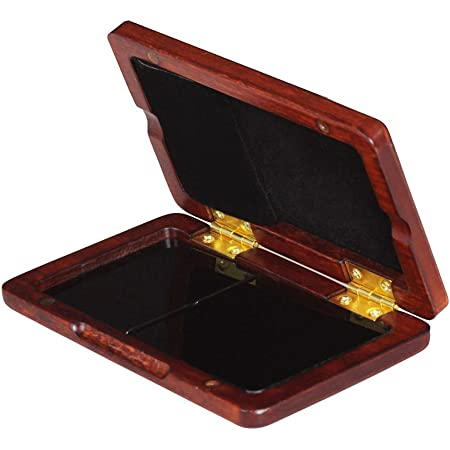 Size : 12pcs PU Leather Cover Reed Protector Case Holder Box for 10 12 20pcs Oboe Reeds Reed Storage Case