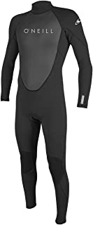 O'Neill Men's Reactor II 3/2mm Back Zip Full Wetsuit