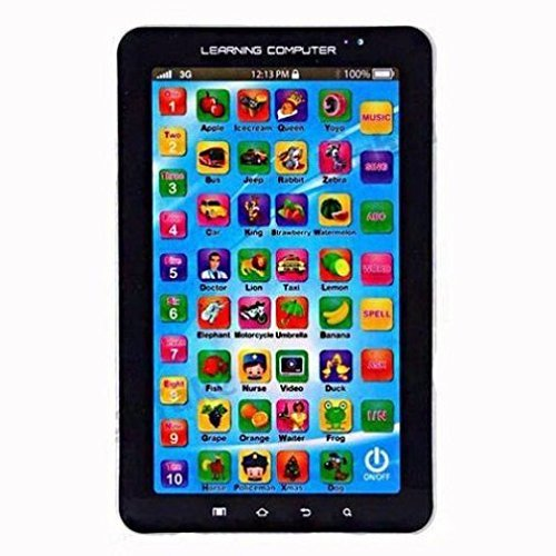 HEER P1000 - Educational Learning Tablet Computer for Kids