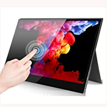 """SIBOLAN S14ac 15.6/"""" USB Type-C Portable Monitor HDR 1080P IPS Compatible with PC"""