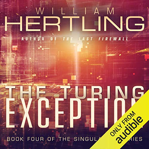 The Turing Exception  By  cover art