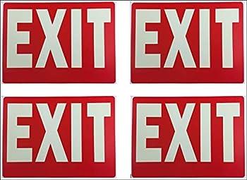 Best exit sign Reviews
