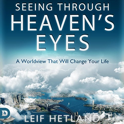 Seeing Through Heaven's Eyes audiobook cover art