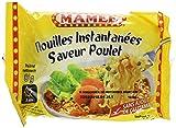 Mamee Nouilles instantanées, saveur poulet - Le sachet de 85g
