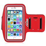 Aeoss Sports Running Jogging Gym Armband Case Cover Holder Compitbale for All Smart