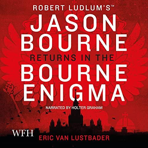 The Bourne Enigma cover art