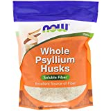 Whole Psyllium Husks 全粒オオバコ外皮 16OZ. 454g