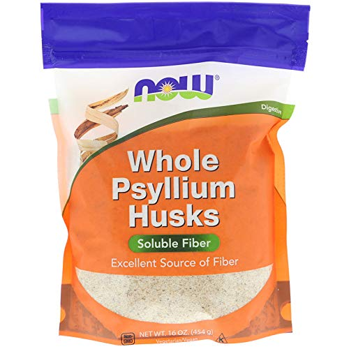 Whole Psyllium Husks 全粒オオバコ外皮 16OZ. 454g