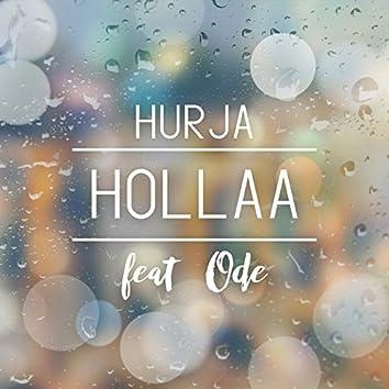 Hollaa (feat. Ode)