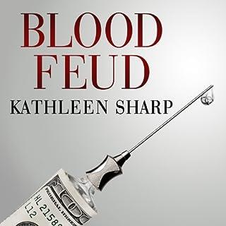 Blood Feud audiobook cover art