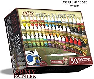 Army Painter Warpaints Mega Paint Set 3