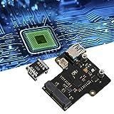 Alta precisión sin Necesidad de Disco Compatible con Placa de expansión de Disco Duro de 1 TB estándar para Oficina para Raspberry Pi 3B + para la Industria
