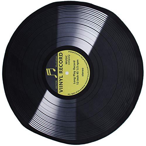 Fanuse Cd Teppich Matte Kissen Sofa Stuhl Kissen Seite Teppich Katze Vinyl Record Runde EIN Paar Studie Modell Zimmer...