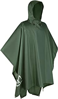 Best designer rain ponchos Reviews