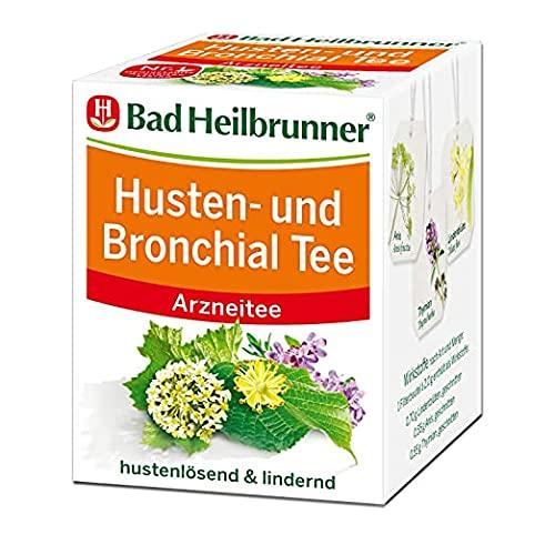 Bad Heilbrunner® Husten- und Bronchial Tee - 6er Pack