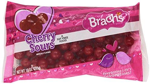 Brachs Cherry Sours 10 Oz