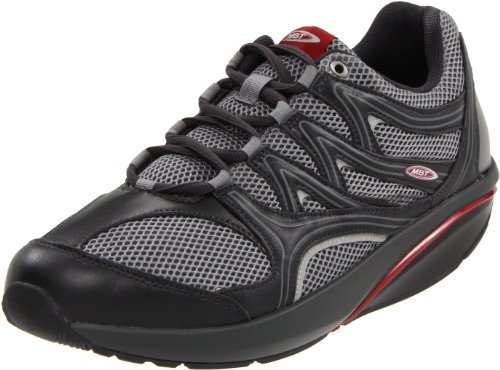 Big Sale MBT Men's Siku Laceup Shoe,Raven,46 EU (US Men's 12-12.5 M)