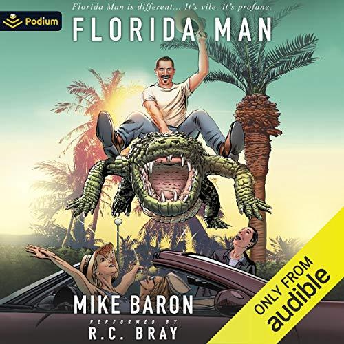 Florida Man cover art