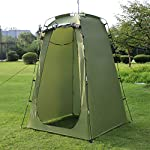 Explopur Camping Tent for Camping Biking Toilet Shower Beach 9
