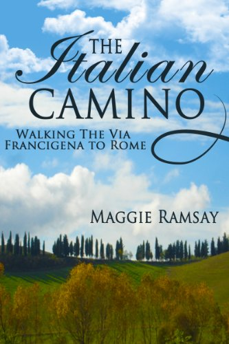 Book: The Italian Camino by Maggie Ramsay