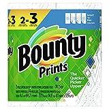 P&G Bounty(バウンティ) セレクトアサイズプリント 74カット2ロール