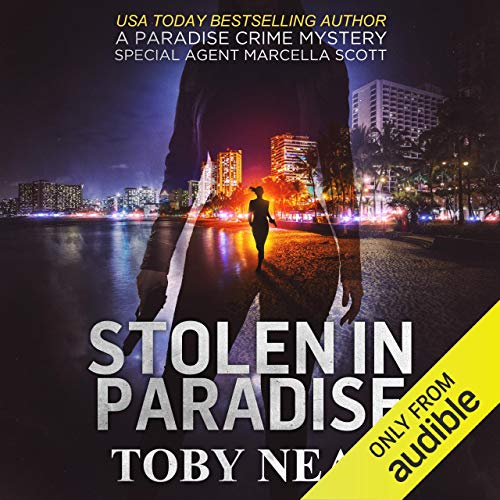 Stolen in Paradise cover art