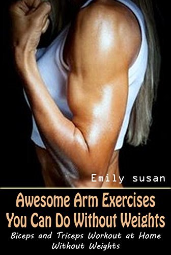Awesome Arm Exercises You Can Do Without Weights: Biceps and Triceps Workout at Home Without Weights