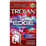 Trojan The Edge Condoms, 10ct