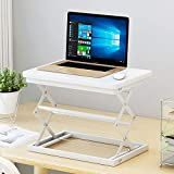 YAOBAO Tragbar Sit-Stand Workstation,...