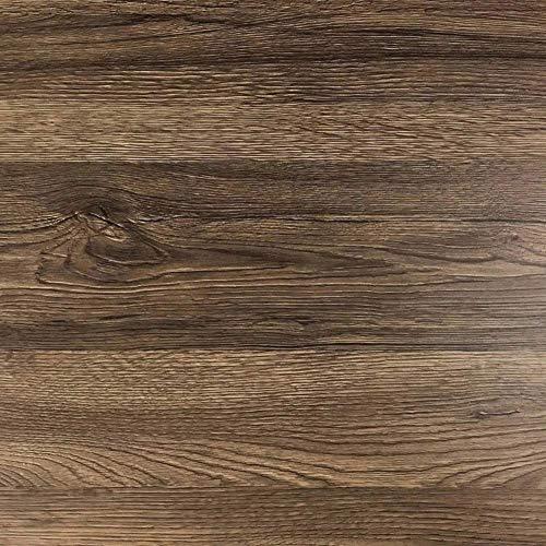 Klebefolie in rustikaler Holz-Optik [200 x 67,5cm] I Selbstklebende Folie für Möbel Küche & Deko...