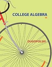 Best college algebra 6th edition dugopolski Reviews