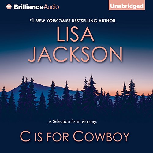 C Is for Cowboy audiobook cover art