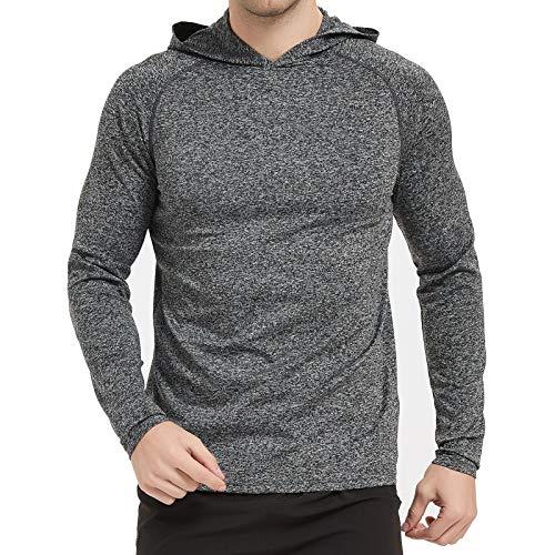 Men's Shirt Workout Running Sports …