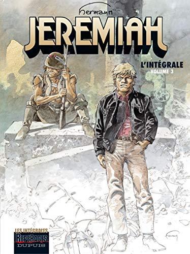 Jeremiah - Intégrale - tome 3 - Intégrale Jeremiah T3 (volumes 9 à 12)