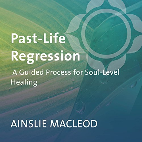 Past-Life Regression audiobook cover art