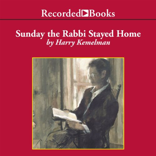 Sunday the Rabbi Stayed Home cover art
