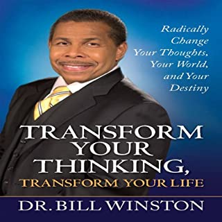 Transform Your Thinking, Transform Your Life cover art