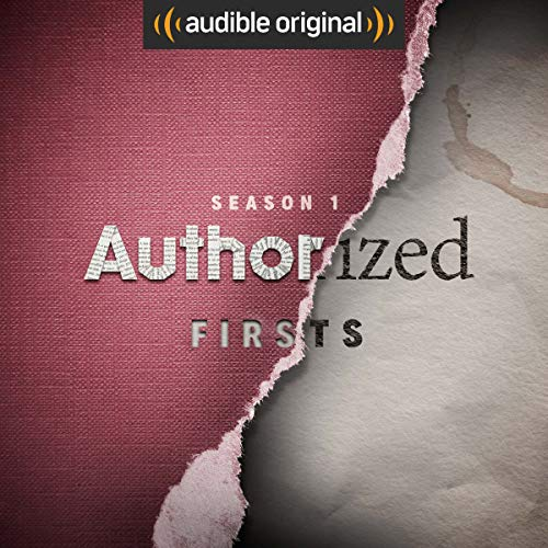 Authorized: Firsts audiobook cover art