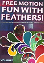 free motion fun with feathers