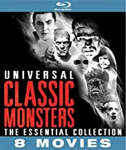 Universal Classic Monsters Complete 30 Film Collection