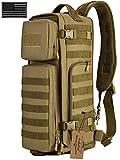 ArcEnCiel Tactical Sling Pack Military Molle Chest Crossbody Shoulder Bags...